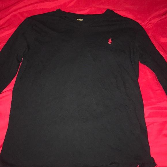 c6edb48e4 Polo by Ralph Lauren Shirts   Ralph Lauren Long Sleeve Mens Red ...